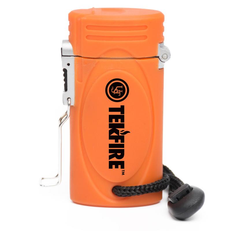 Briquetsans combustible Orange