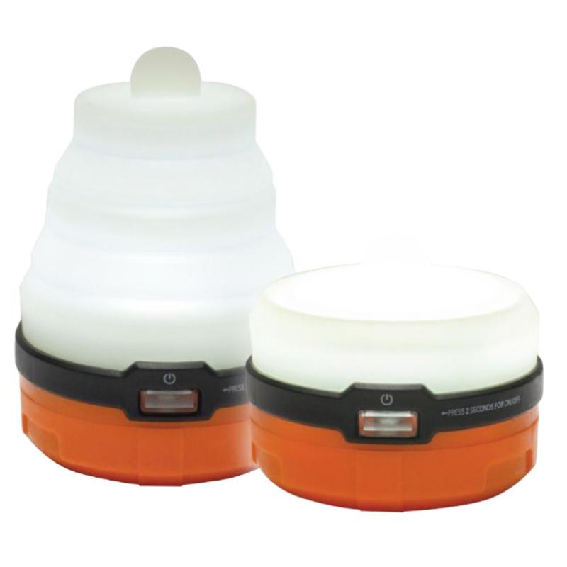 Minilanterne Spright (paquet de 2) Orange