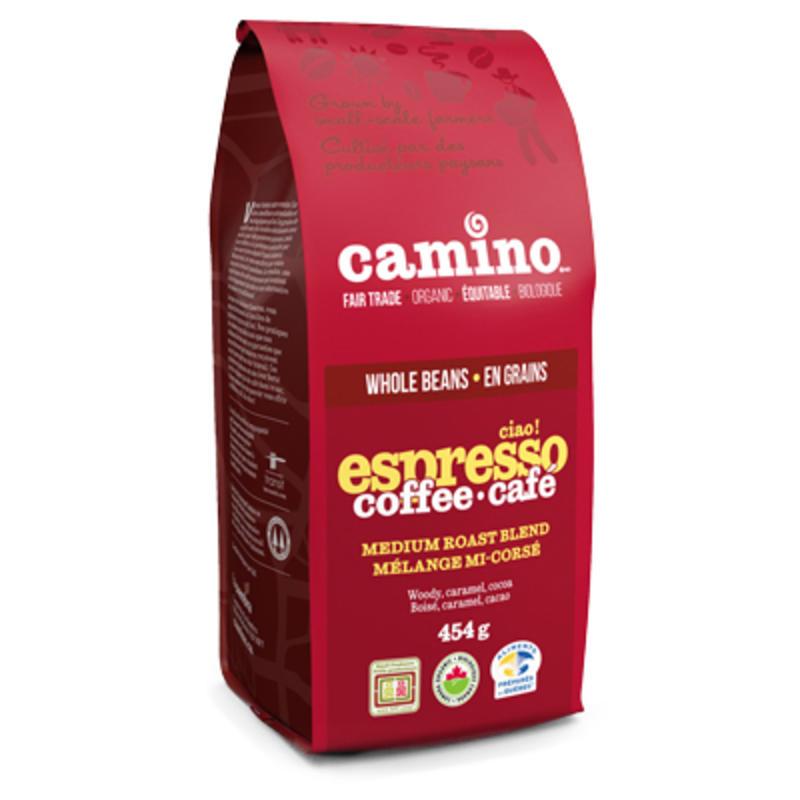 Café Ciao! espresso - mélange mi-corsé.