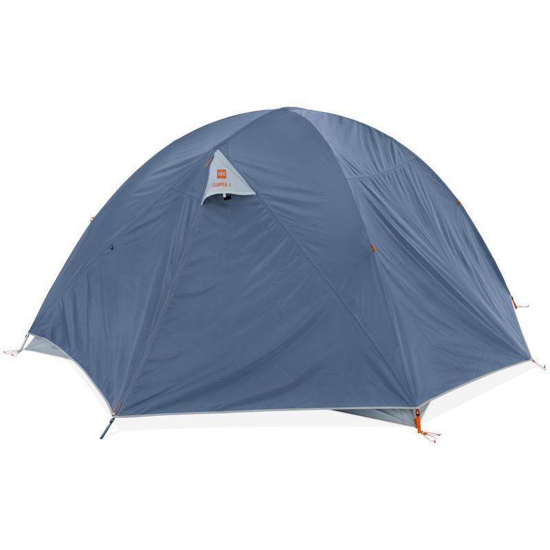 Tente Camper 4 Bleu fumée