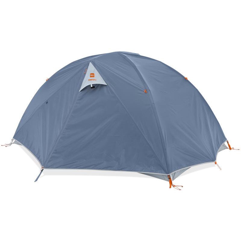 Camper 2 Tent Smoke Blue