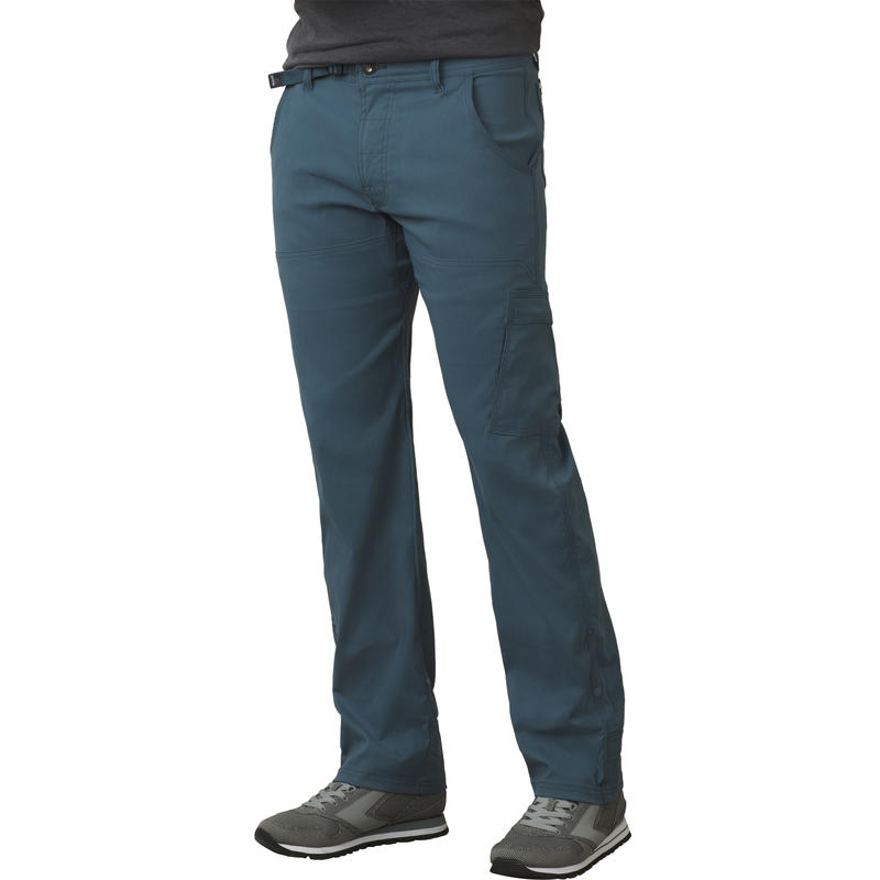 Stretch Zion Pants Mood Indigo