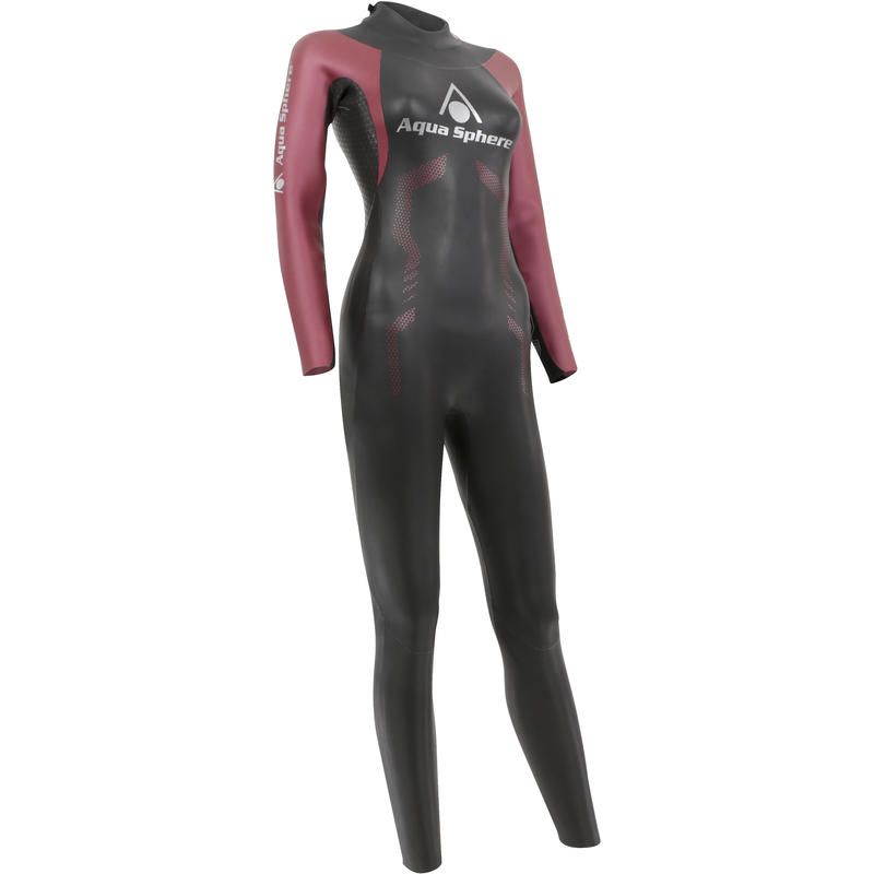 Challenger Wetsuit Black/Red