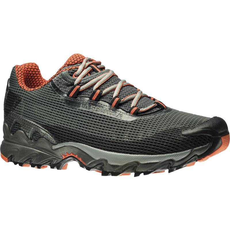 Chaussures de course sur sentier Wildcat Carbone/Flamme