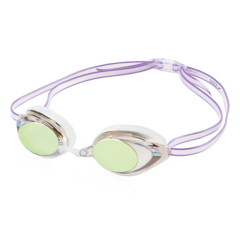 Lunettes de natation miroir Vanquisher Transparent