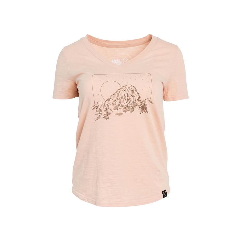 T-shirt Sedona Fard