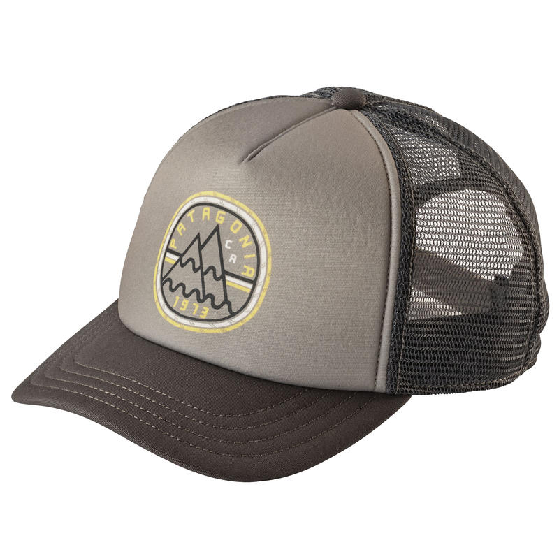 Casquette Mt. Minded Peaks Interstate Gris forge