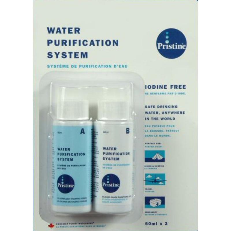 ClO2 30ml Water Treatment