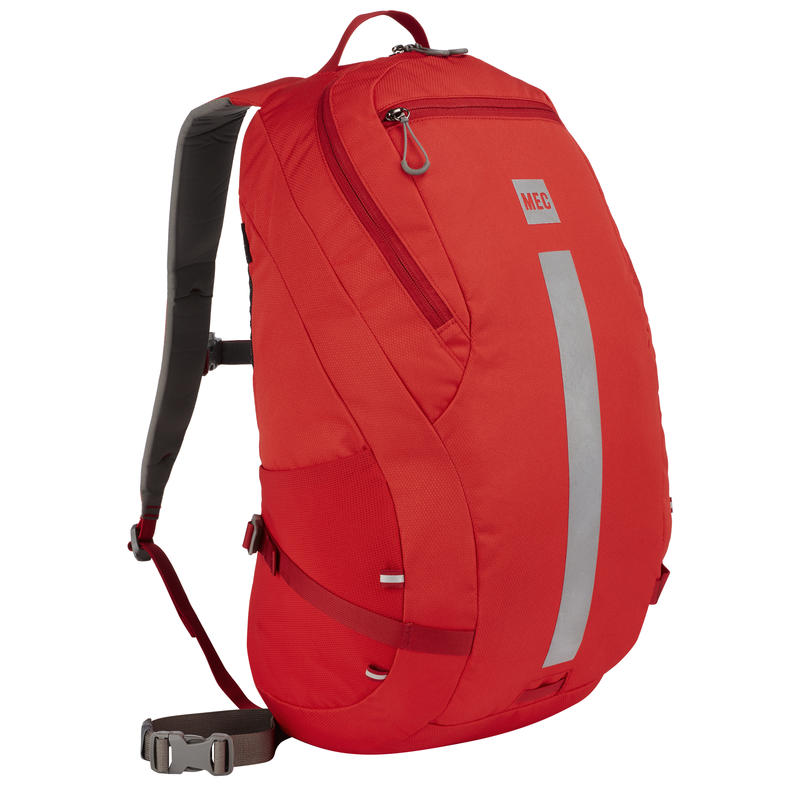 Division Daypack Victory Red