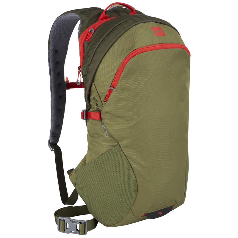Mountain Fountain 14 Hydration Pack Fern/Pine