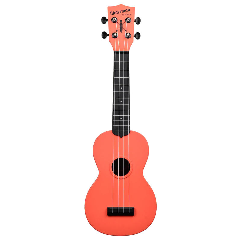 Ukulele Waterman Rouge