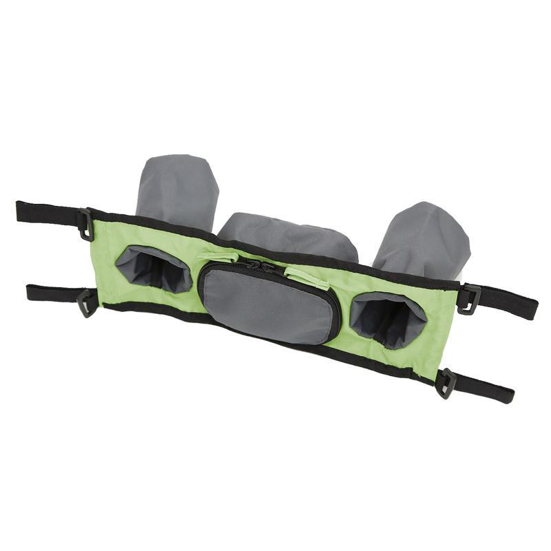 Module de rangement pour poussette simple Vert