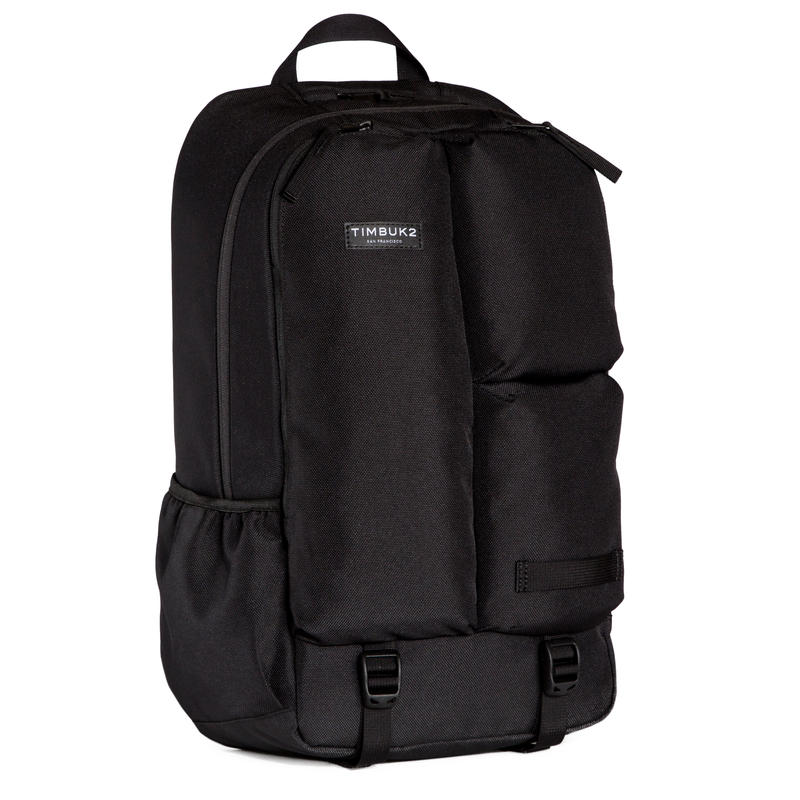 Showdown Backpack Jet Black