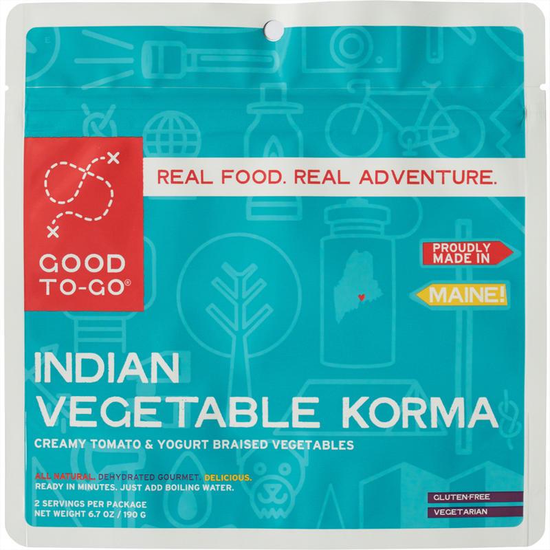 Korma de légumes à l