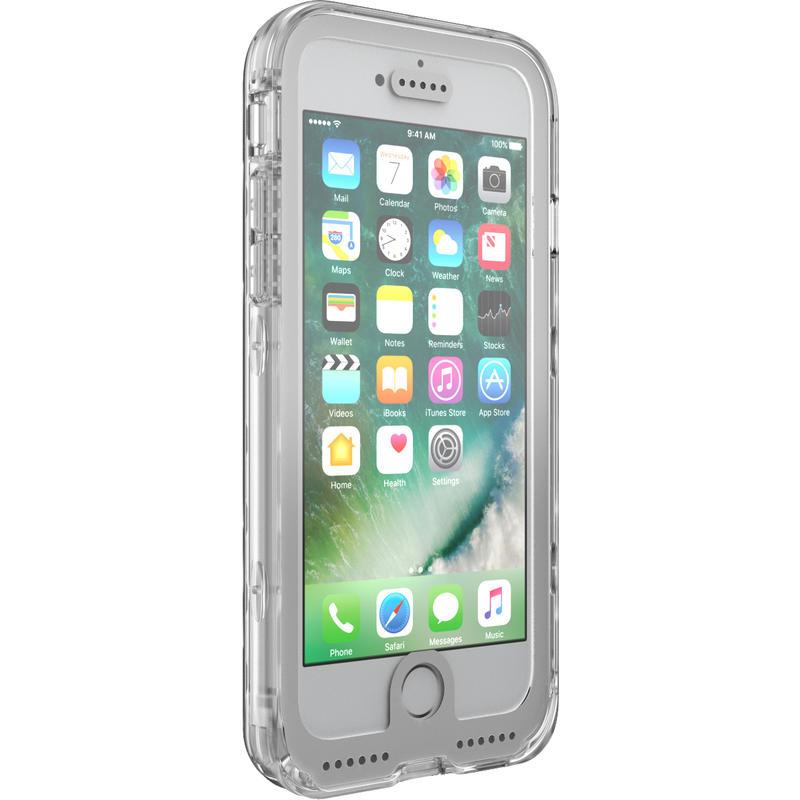 Étui étanche Marine pour iPhone 7 Blanc/Transparent