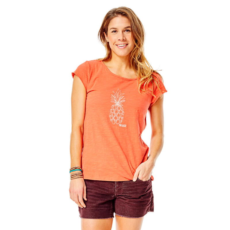 Anderson Short-Sleeved Top Sunkiss