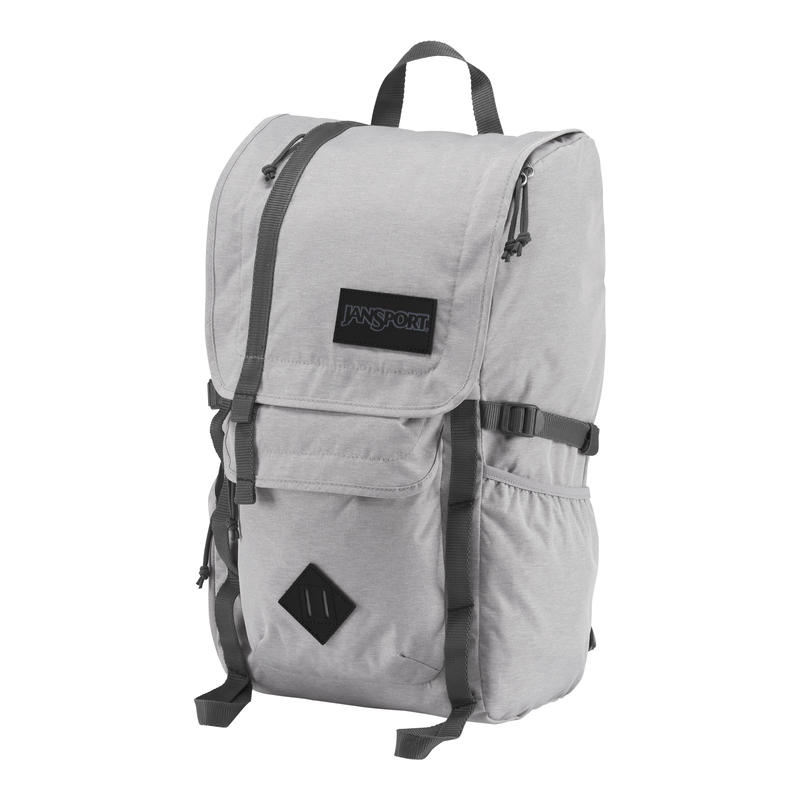Hatchet Daypack Grey Heathered Poly