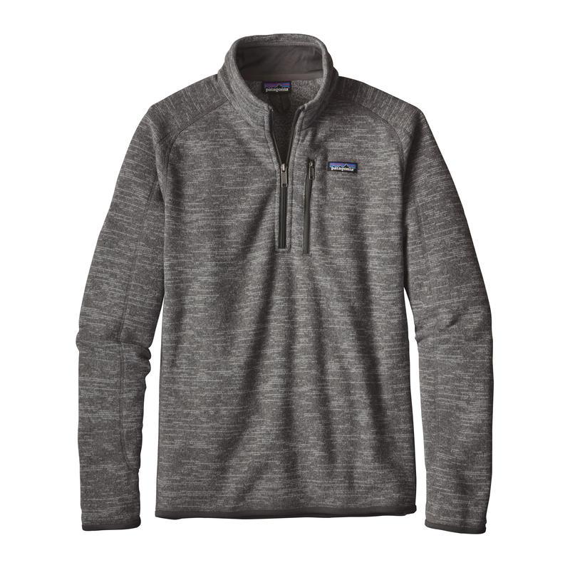 Chandail à glissière ¼ Bettersweater Nickel