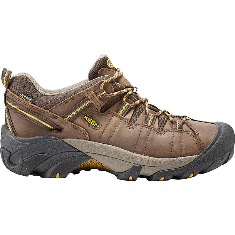 Chaussures de randonnée légère Targhee II Brun cascade/Jaune doré