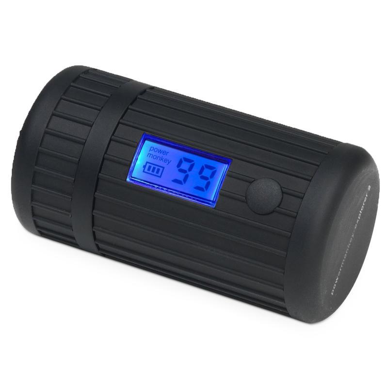 Chargeur solaire PowerMonkey Explorer Sport Noir