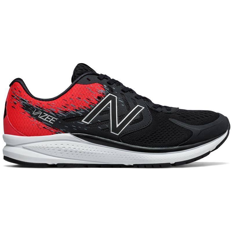 Chaussures de course Vazee Prism v2 Noir/Rouge énergie