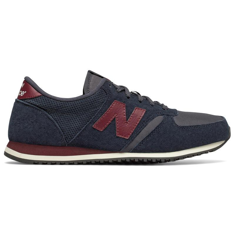 Chaussures 420 Marine/Bourgogne