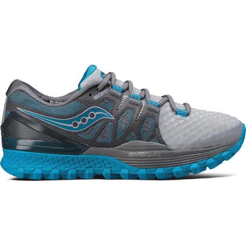 Chaussures de course sur sentier Xodus ISO 2 Gris/Bleu