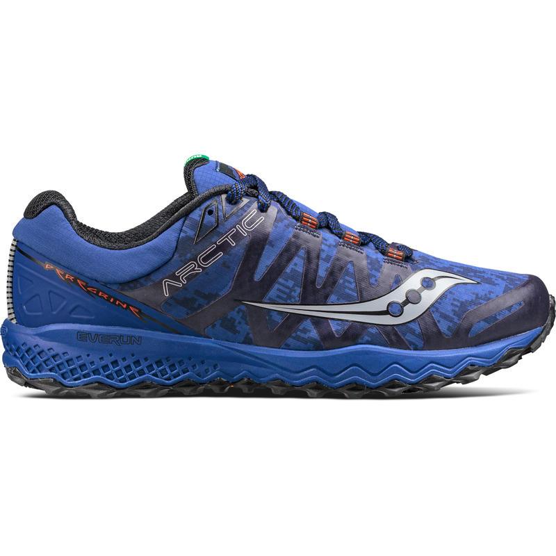 Chaussures de course sur sentier Peregrine 7 ICE+ Bleu