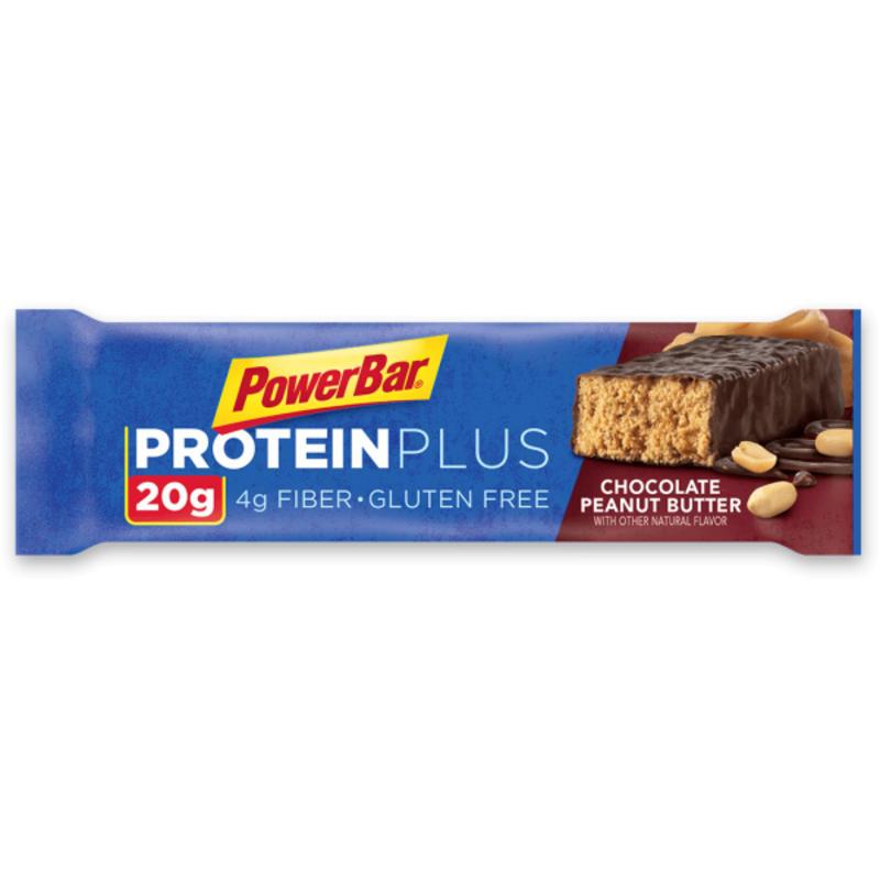 Barre Protein Plus chocolat et beurre d