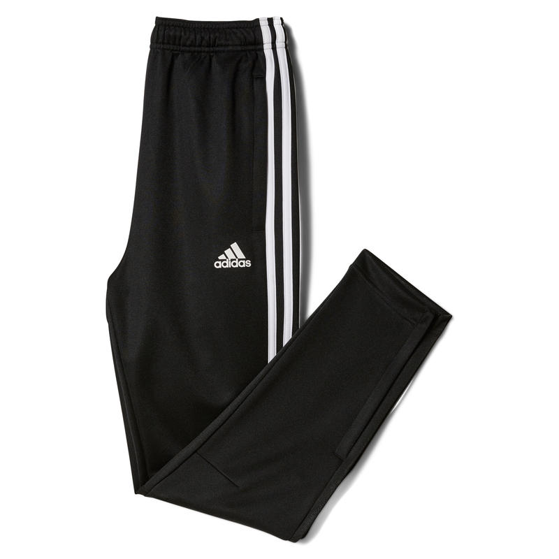 Tiro Pant 3S Black/White