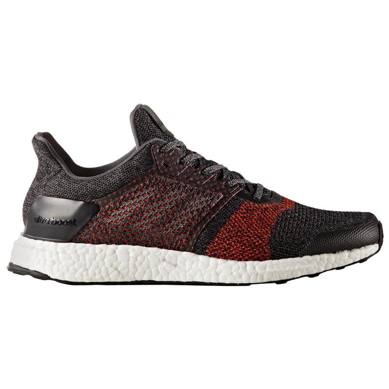 Chaussures de course sur route Ultra Boost ST Noyau noir/Énergie
