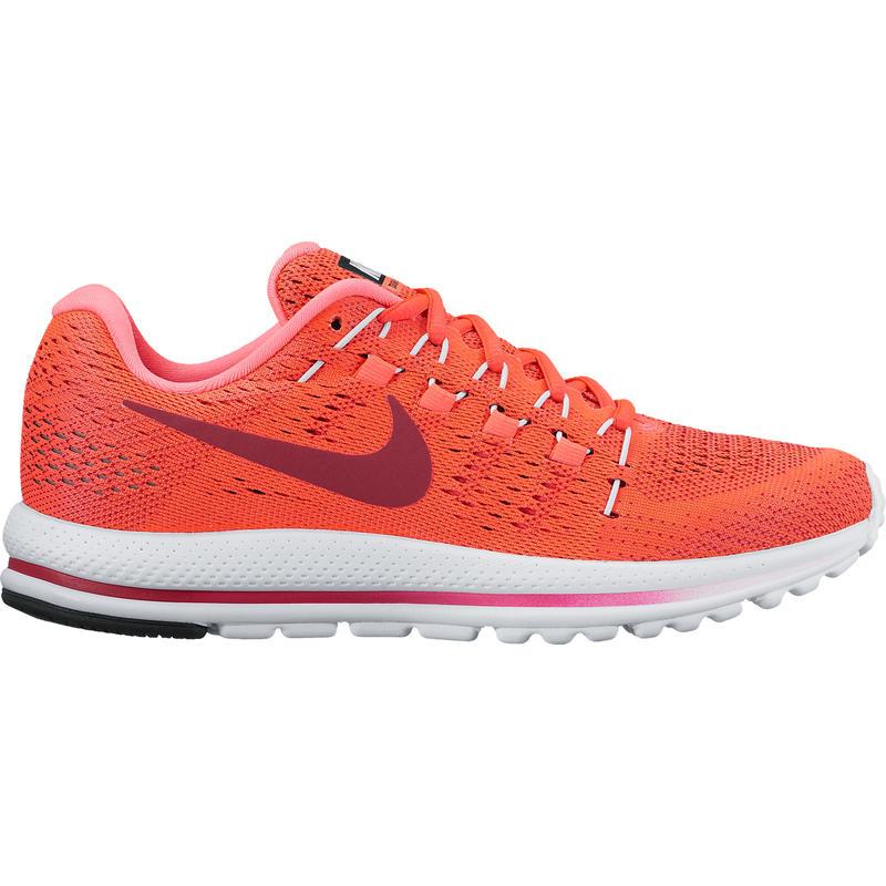 Chaussures de course sur route Air Zoom Vomero 12 Rouge solaire/Punch chaud