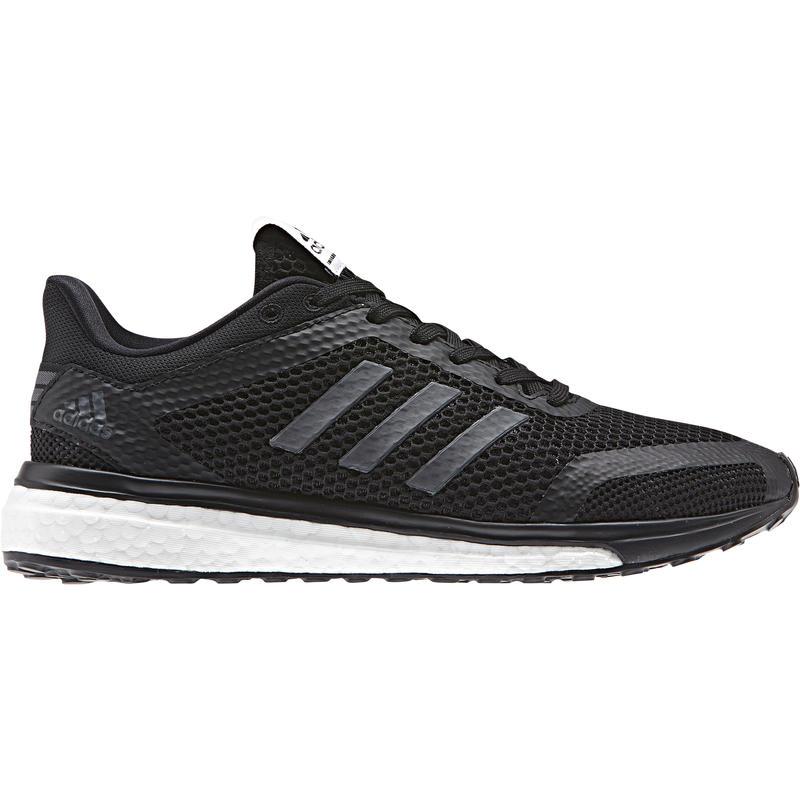 Chaussures de course sur route Response + Noir noyau/Gris