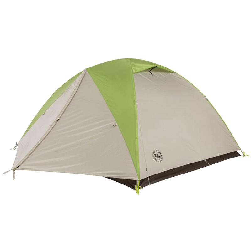 Blacktail 4 Package: Includes Tent and Footprint Gris/Vert