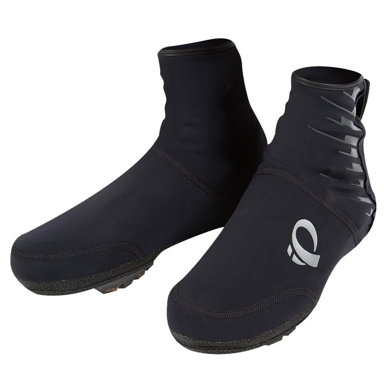 Couvre-chaussures Elite Softshell MTB Noir