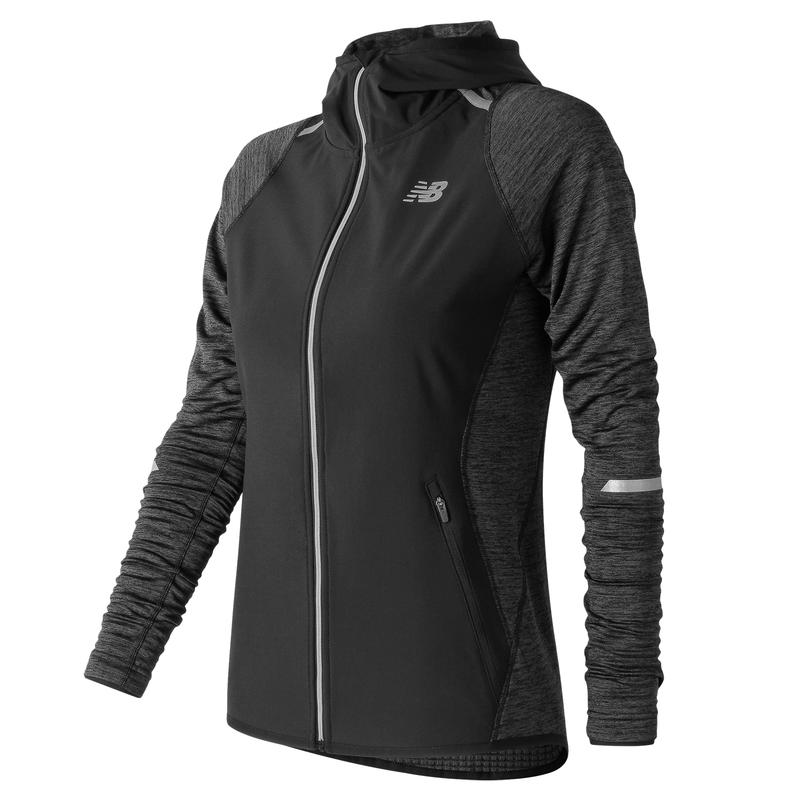 Manteau Heat Run Noir
