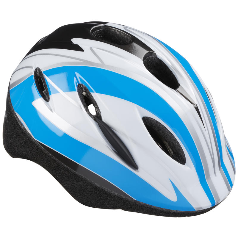 Whirlwind Cycling Helmet White/Blue
