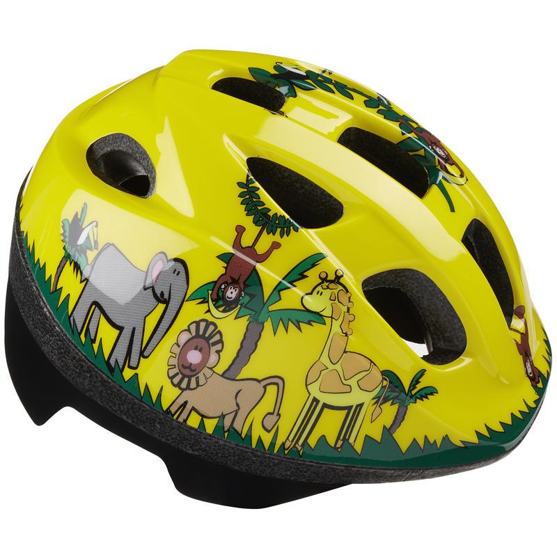 Casque de vélo Dash Jaune safari