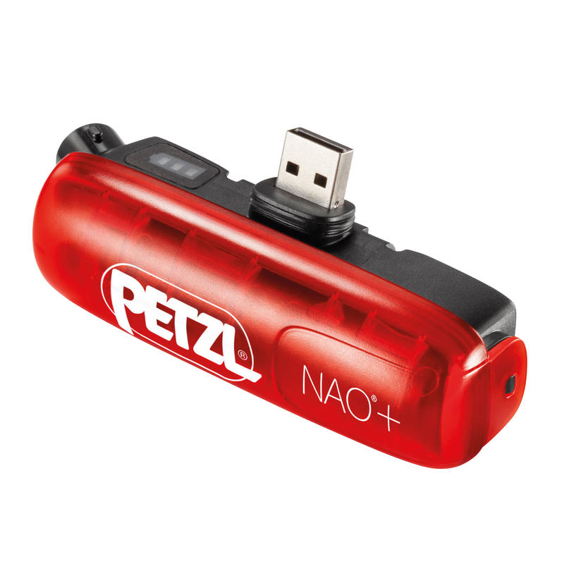 Pile au lithium-ion rechargeable Accu Nao+