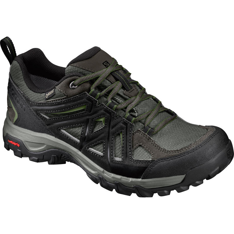 Evasion 2 GTX Light Trail Shoes Castor Gray/Black/Chive