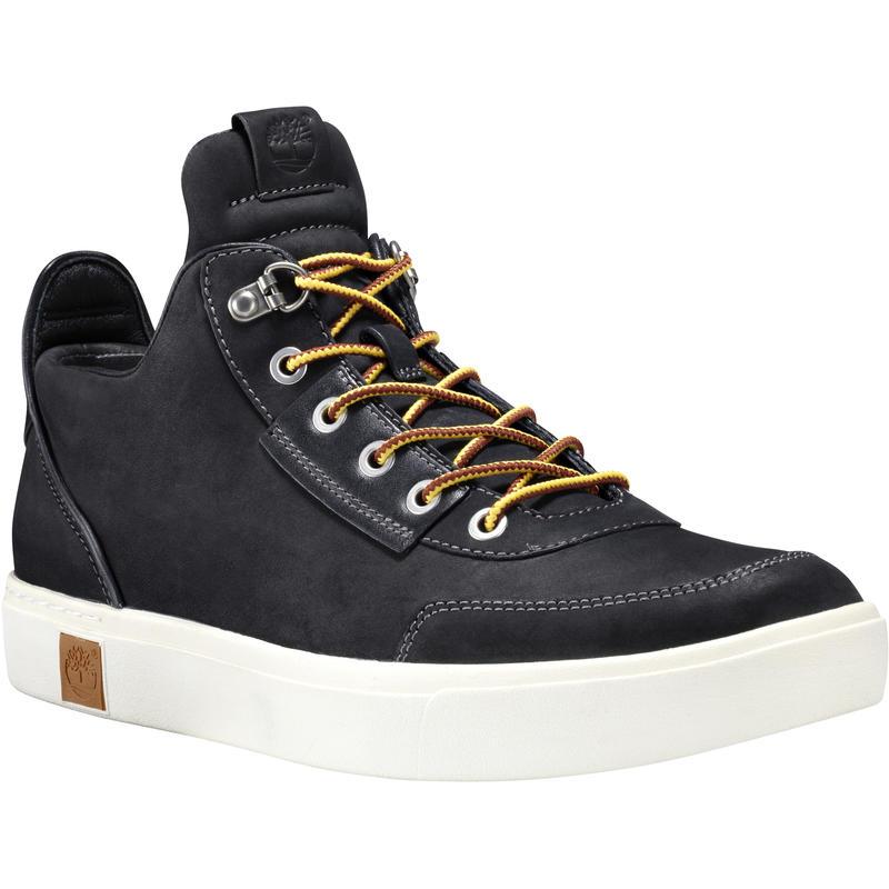 Chaussures chukka Amherst High Top Bison/Rocher