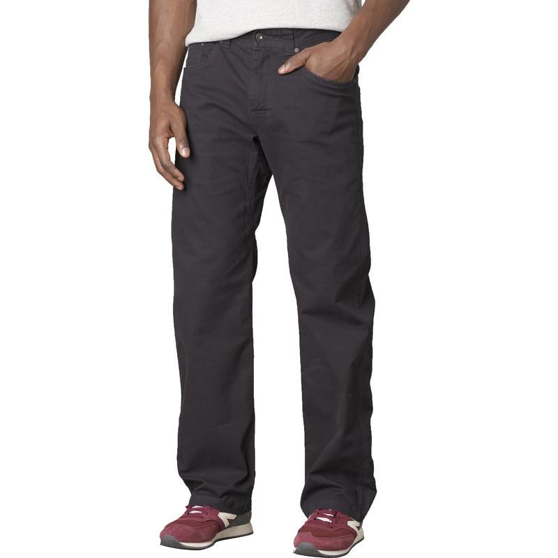 Pantalon Bronson (long) Charbon de bois