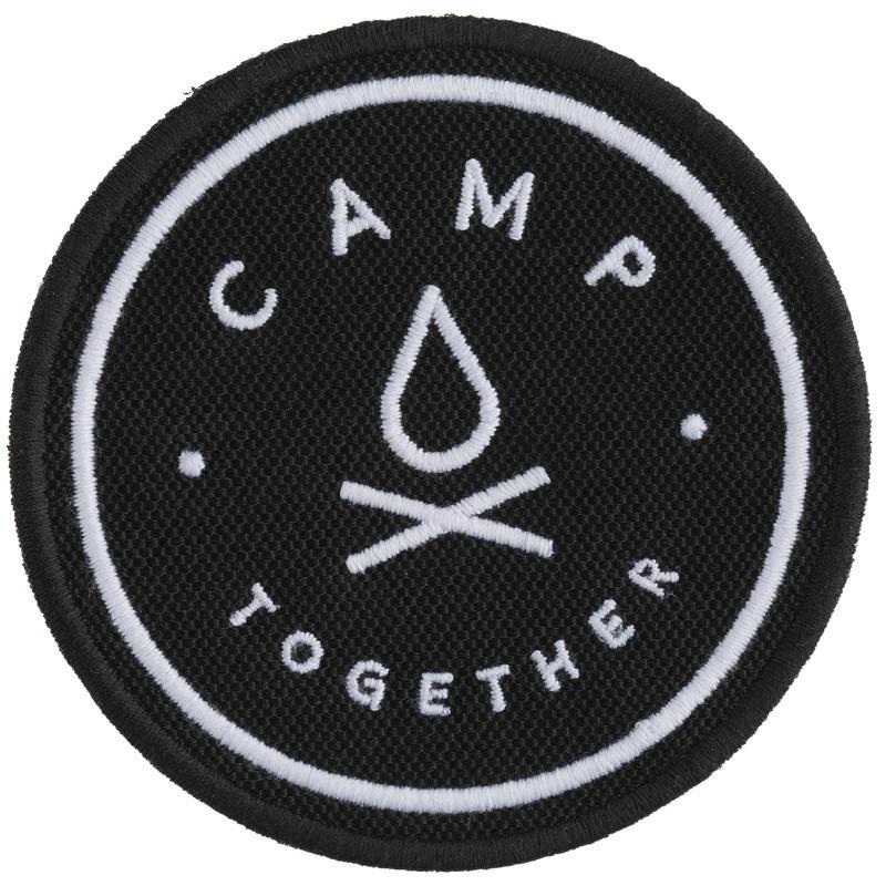 Écusson Camp Together Noir