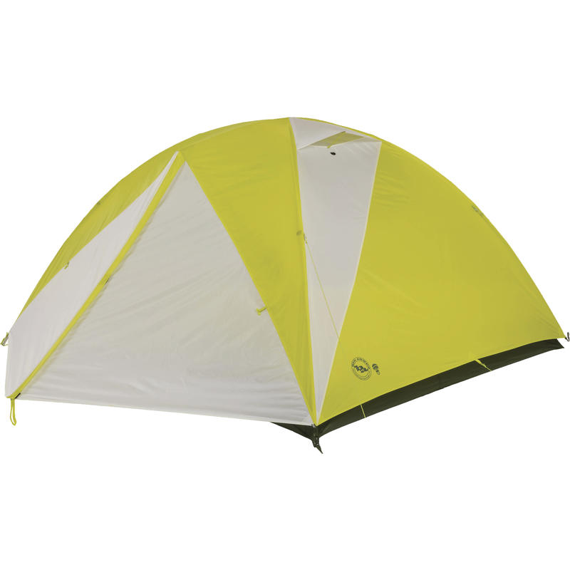 Tente Tumble 4 mtnGLO Blanc/Soufre