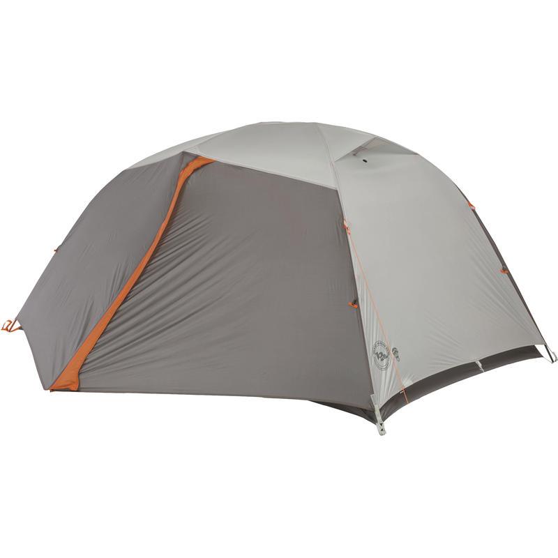 Tente Copper Spur HV UL2 mtnGLO Argent/Gris