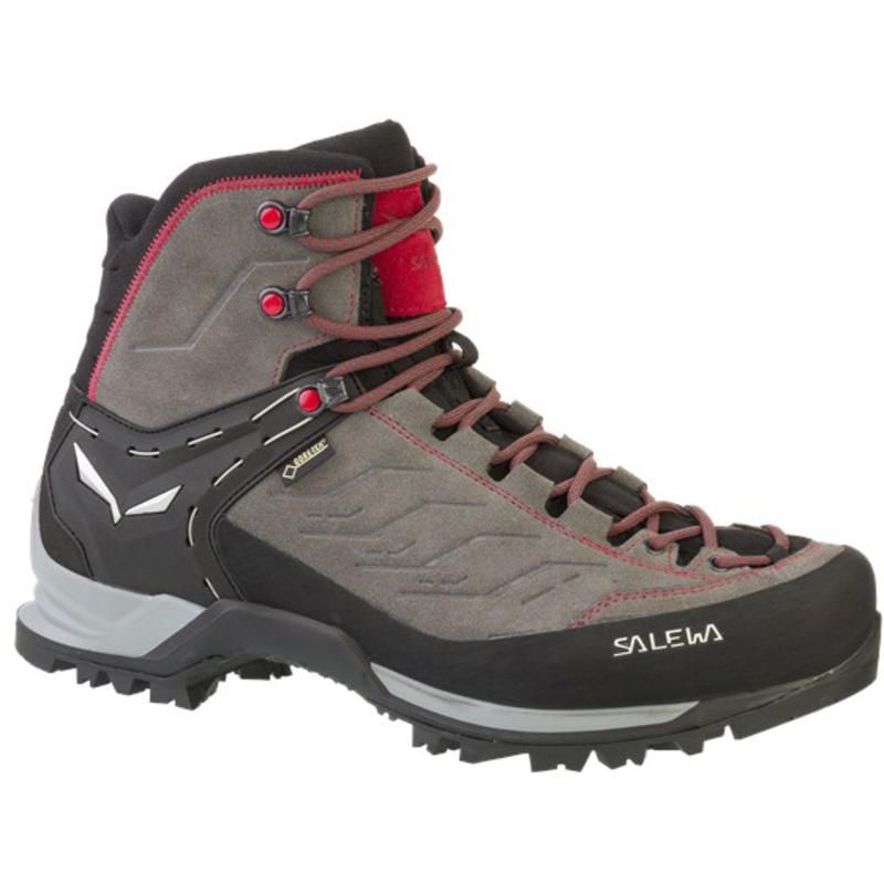 Chaussures Mountain Trainer Mid GTX Charbon/Papavero