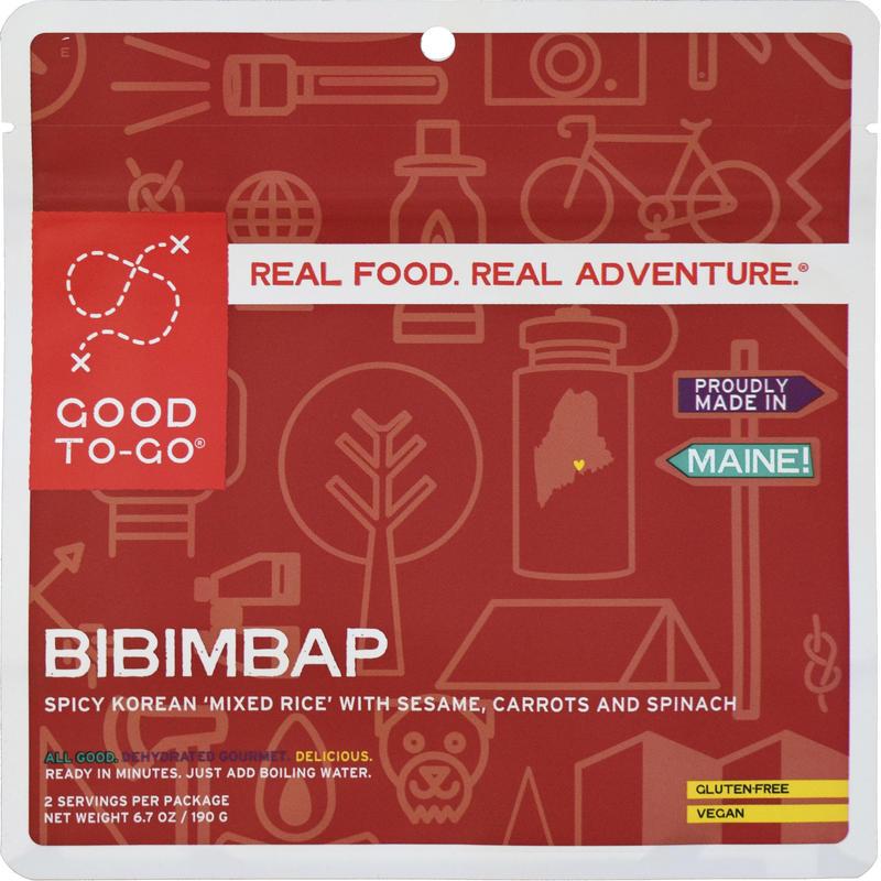Bibimbap à la coréenne