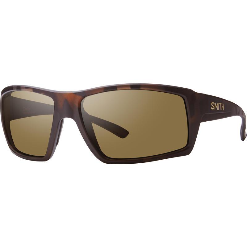 Lunettes de soleil Challis Tortoise mat/Chrome Pop brun Polarisé