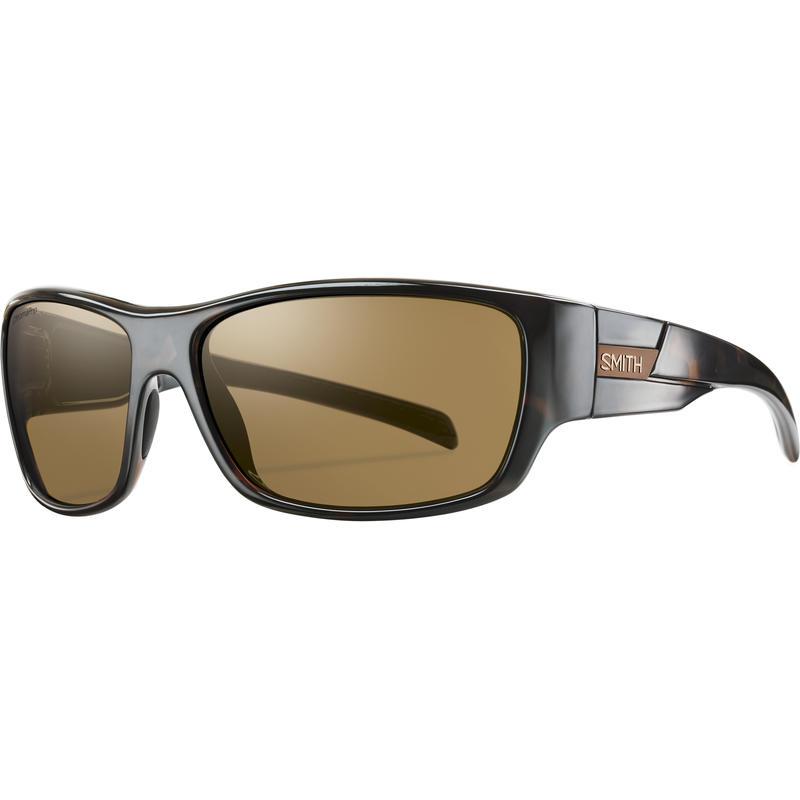 Lunettes de soleil Frontman Tortoise/Chrome brun Polarisé