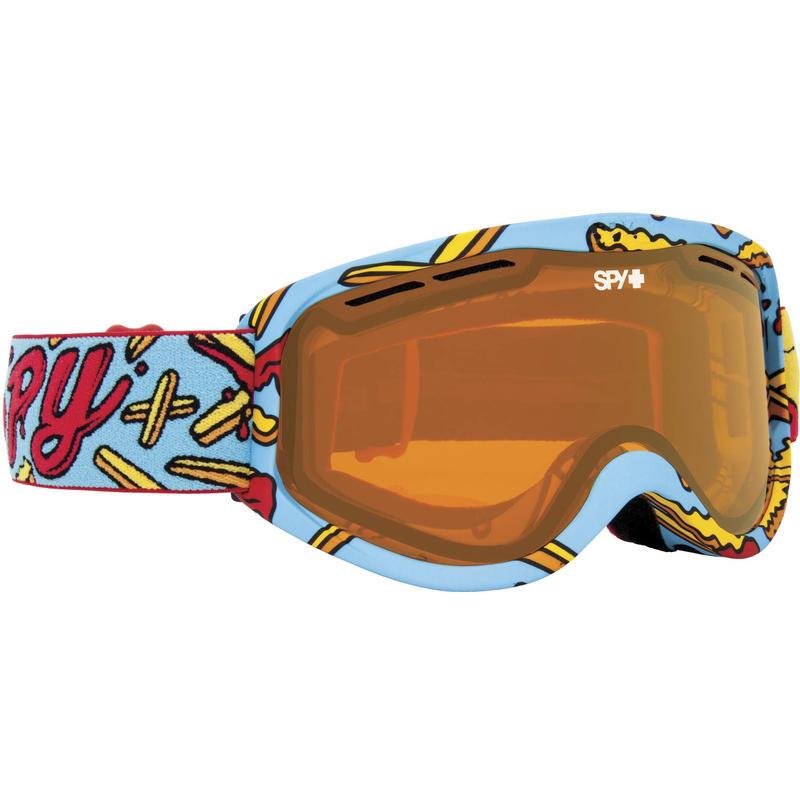 Lunettes de ski Cadet Pizza v. Frites/Kaki
